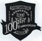 PORTSMOUTHRIPOLICE100THANNIVERSARYGRAYONBLACKTMB